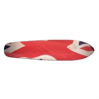 british flag skateboard 7-1/8