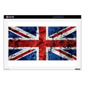 BRITISH FLAG LAPTOP SKIN