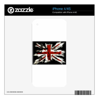 British Flag Skins For iPhone 4S