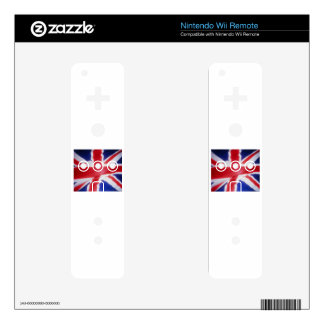 British Flag Skins For The Wii Remote