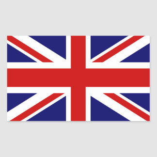 British flag stickers | Union jack design
