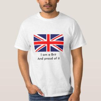 British flag T T-Shirt