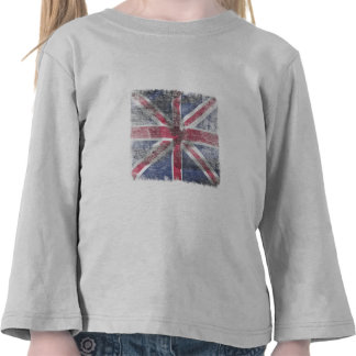 British Flag Tees