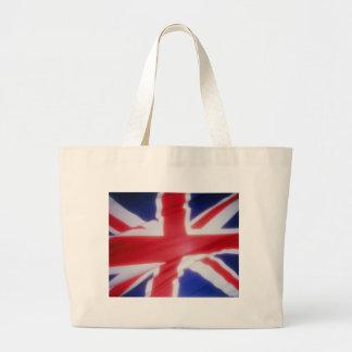 British Flag Tote Bags