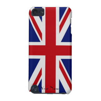 British Flag Touch iPod Case iPod Touch (5th Generation) Covers