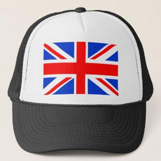 British Flag Trucker Hat