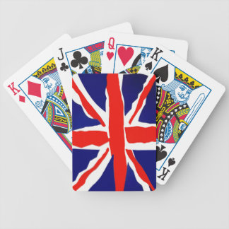 British Flag UK  Playing Cards