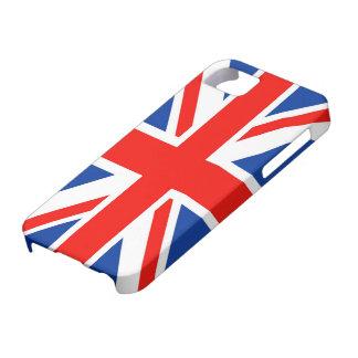British Flag (Union Jack) iPhone 5 Cover