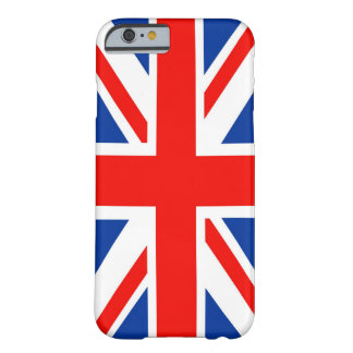 British Flag (Union Jack) Barely There iPhone 6 Case