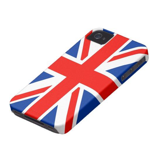 British Flag (Union Jack) iPhone 4 Case