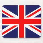 British Flag Union Jack Mouse Pad
