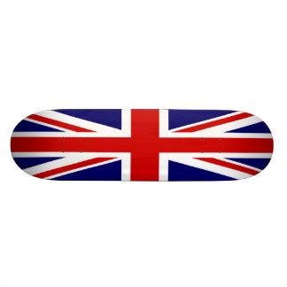 British flag  Union Jack Skateboard