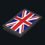 "British flag wallets | Union Jack design<br><div class=""desc"">British flag wallets | Union Jack design. Wallets with flag of United Kingdom. Patriotic English red white and blue design.</div>"