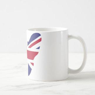 British Frenchie Coffee Mug