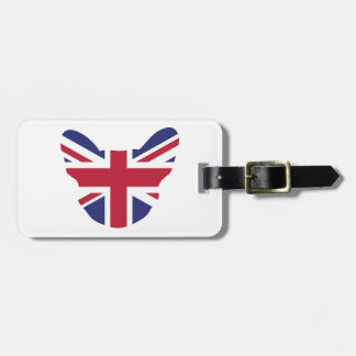 British Frenchie Tag For Luggage