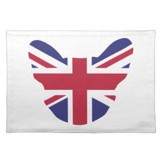 British Frenchie Placemats