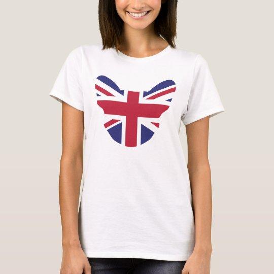 British Frenchie T-Shirt