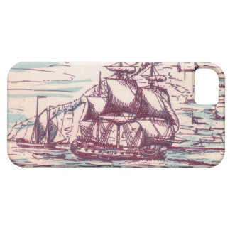 British Frigate 1843 iPhone SE/5/5s Case