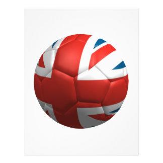 British Futbol Flyer