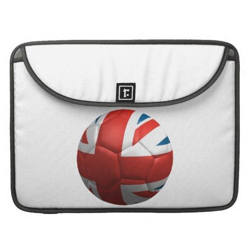 British Futbol Sleeves For MacBooks