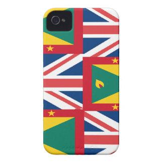 BRITISH-GRENADIAN iPhone 4 Case-Mate CASE