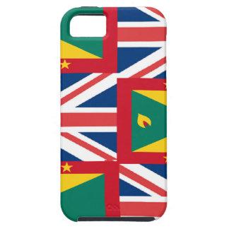 BRITISH-GRENADIAN iPhone SE/5/5s CASE