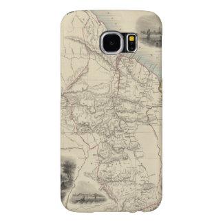 British Guayana Samsung Galaxy S6 Cases