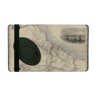 British Guayana iPad Folio Case
