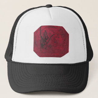 British Guiana 1c Magenta: Most Valuable Stamp Trucker Hat