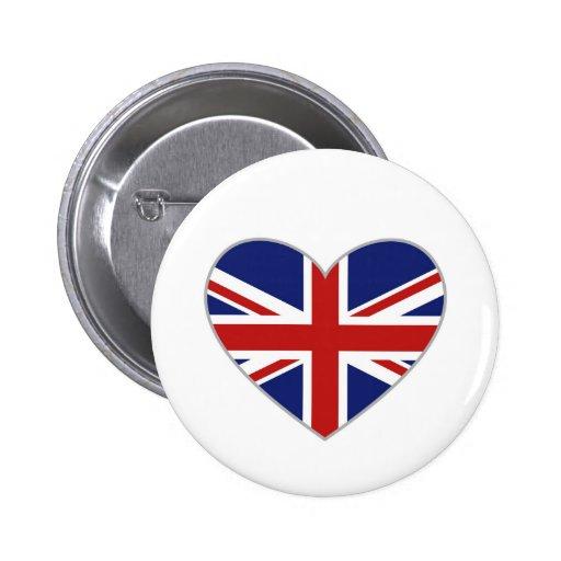 British Heart Button