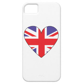 British heart iphone case case for iPhone 5/5S