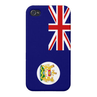British Hong Kong Flag iPhone 4/4s Case