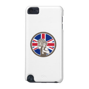 British House Removal Union Jack Flag Icon iPod Touch 5G Case