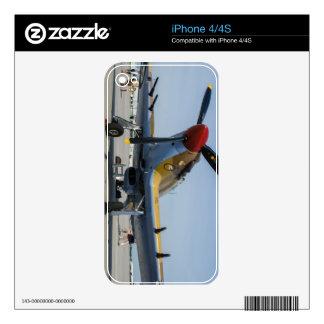 British Hurricane Skin For The iPhone 4