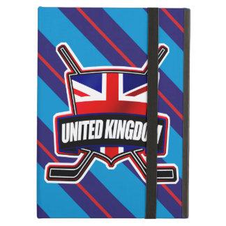 British Ice Hockey Shield iPad Cover
