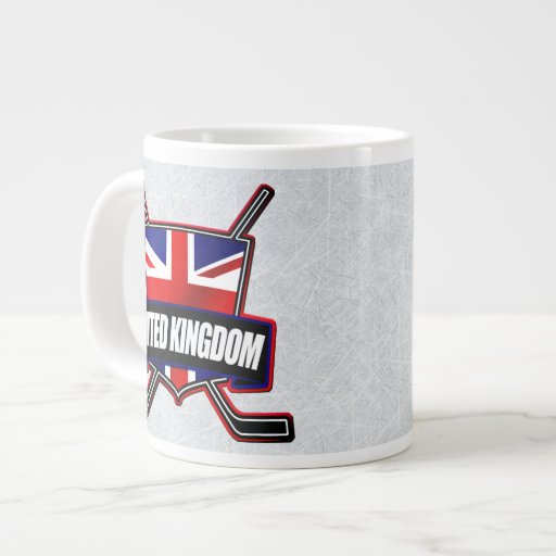 British Ice Hockey UK Cup Jumbo Mug