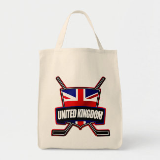 British Ice Hockey UK Tote Bag