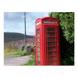 British Icon Postcard