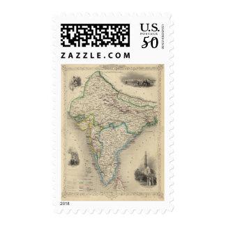 British India Postage