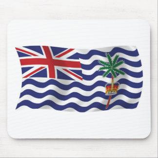 British Indian Ocean Flag Mousepad