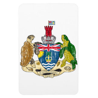 British Indian Ocean Territories Coat Of Arms Magnet