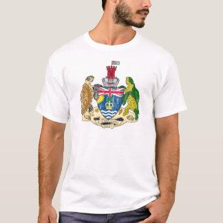 British Indian Ocean Territories Coat Of Arms T-Shirt