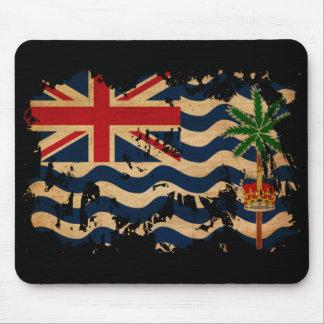 British Indian Ocean Territories Flag Mouse Pad