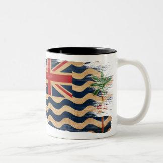 British Indian Ocean Territories Flag Mug