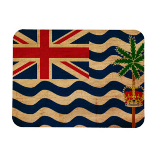 British Indian Ocean Territories Flag Rectangular Photo Magnet