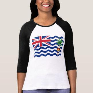 British Indian Ocean Territories Flag T-Shirt