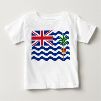 British Indian Ocean Territories Flag Tee Shirt