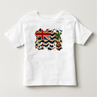 British Indian Ocean Territories Flag Tshirt