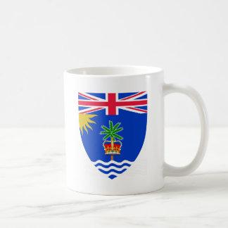 British Indian Ocean Territory Coat of Arms Coffee Mug