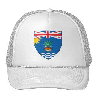 British Indian Ocean Territory Coat of Arms Hats